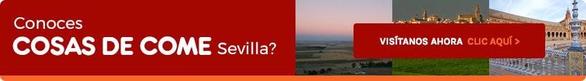 ¿Conoces Cosas de Come Sevilla?