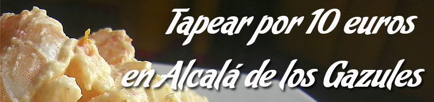 Bares buenos y baratos en Alcalá de los Gazules