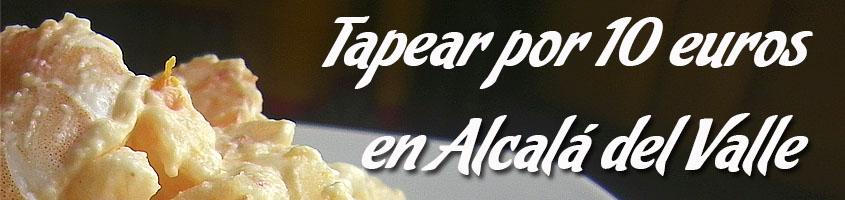 Bares buenos y baratos en  Alcalá del Valle
