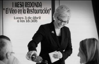 3 de abril. San Fernando. Mesa redonda 'El vino en la restauración'