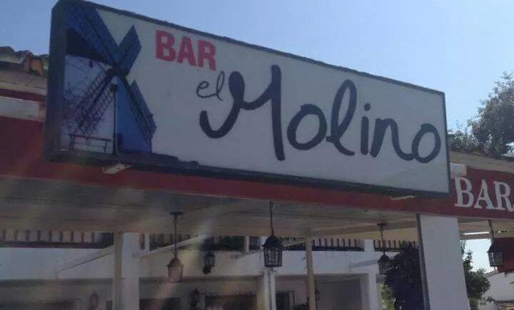 La carne mechá del bar El Molino