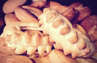 Los picos de la panadería Román Panal