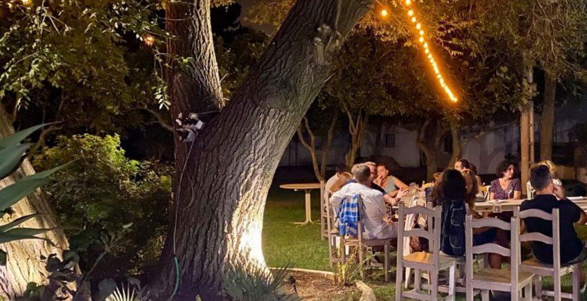 Al Fresco Restaurante Jardín