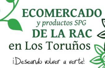 Ecomercado en el Parque de los Toruños y la Algaida