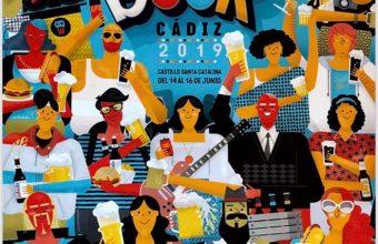 Fiesta de la cerveza en Cádiz del 14 al 16 de junio