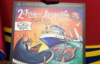 27 y 28 de julio. Sanlúcar. II Feria del langostino