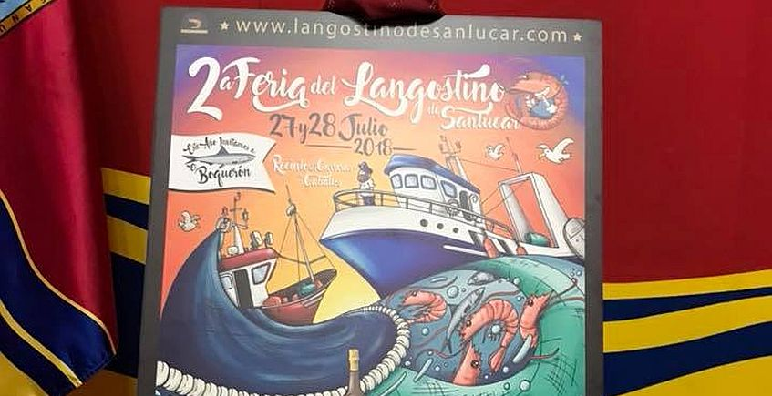 Aplazada. Sanlúcar. II Feria del langostino