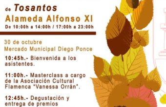 Concurso de repostería y actividades de Tosantos en San Roque