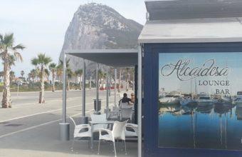 Las croquetas de lomo en manteca de Alcaidesa Lounge Bar