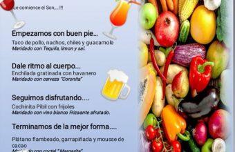 Noche con 'Sabor y son' dedicada a México en Gastrobar La Piscina de El Gastor