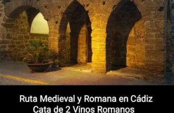 Ruta medieval y romana en Cádiz con cata