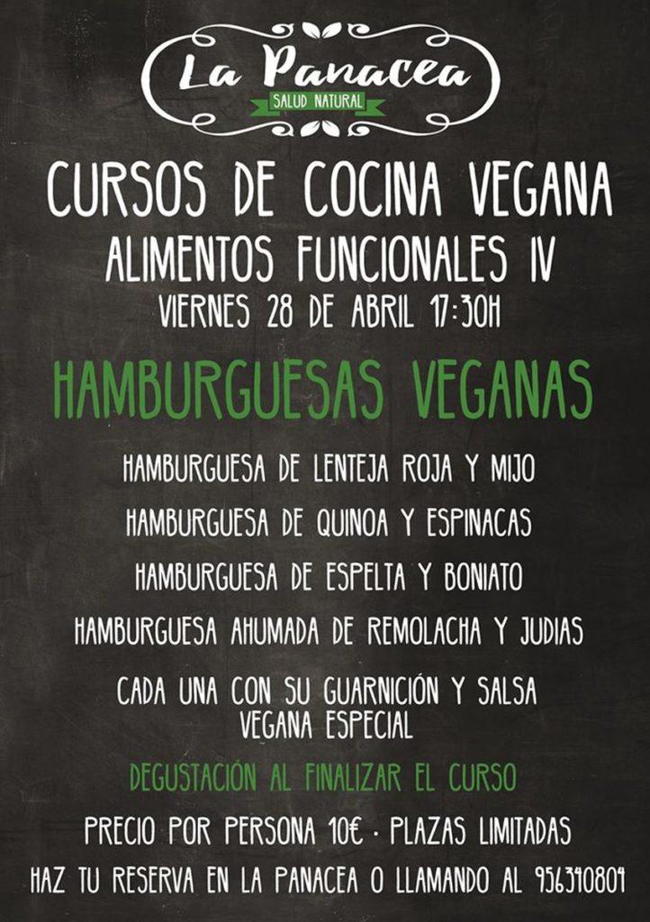Cursos De Cocina En Cadiz | Ficha De Evento 28 Y 29 De Abril Jerez Cursos De Hamburguesas