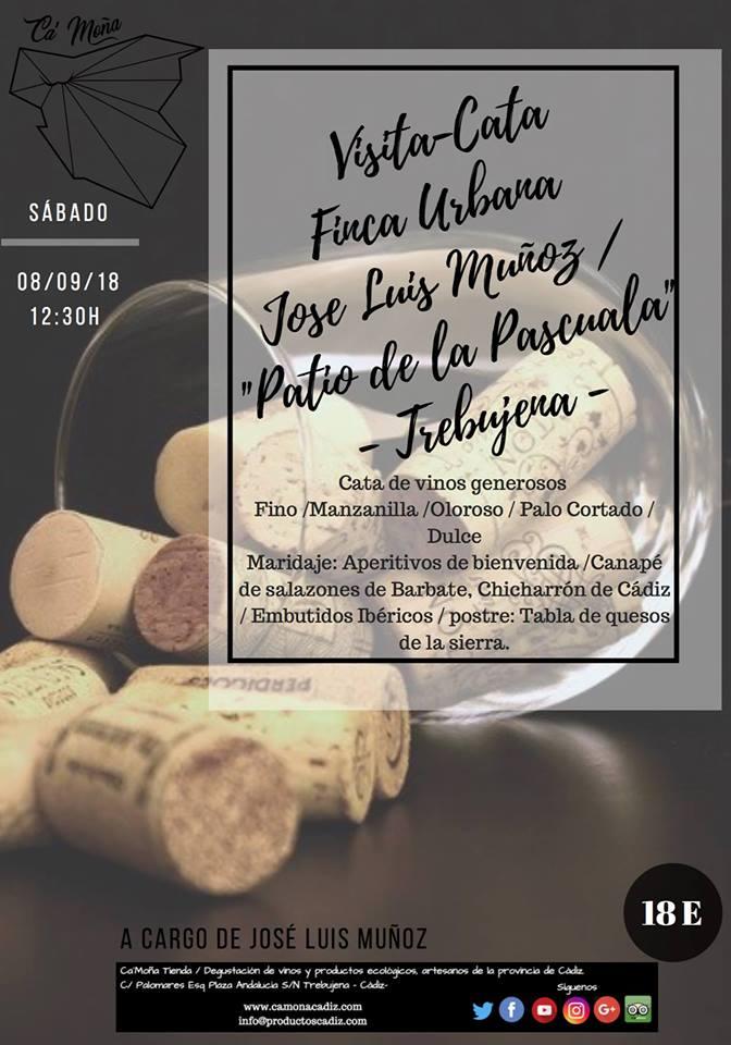 Visita-Cata La Pascala
