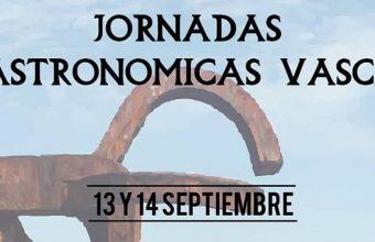 13 y 14 de septiembre. El Puerto. Jornadas Gastronómicas Vascas.