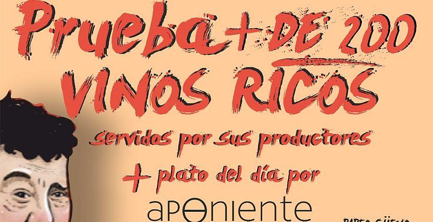 16 de febrero. El Puerto. Festival Cuatro Gatos Wines