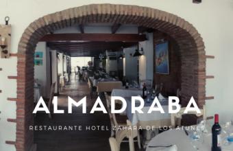 Los caracoles entomataos del restaurante Almadraba