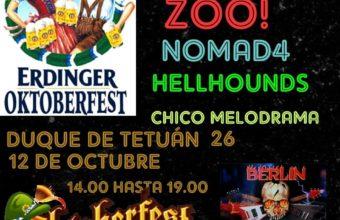 Oktoberfest el 12 de octubre en Berlín N1 de La Línea
