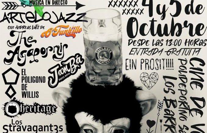 VII Oktoberfest en Los Barrios del 4 al 5 de octubre