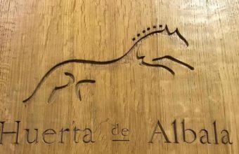 Cata de vinos Huerta de Albalá en Chipiona el 3 de octubre