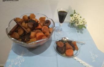 Compota de otoño del Grupo Gastronómico El Almirez