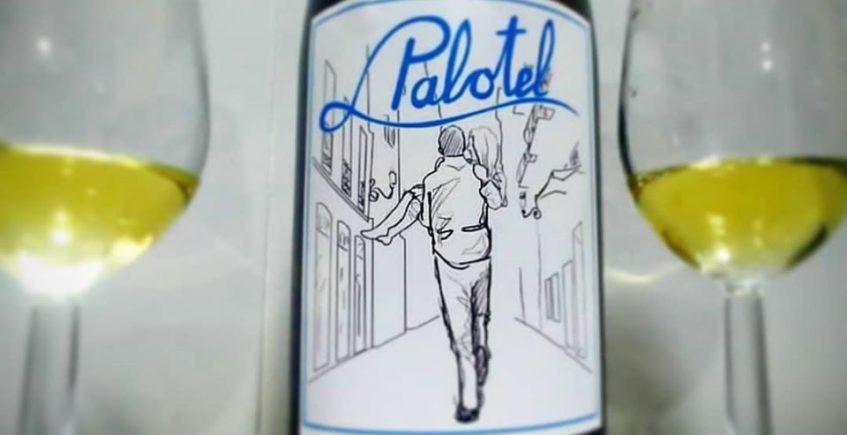 Palotel, un nuevo vino con Palomino y Moscatel de Bodegas Alucinante