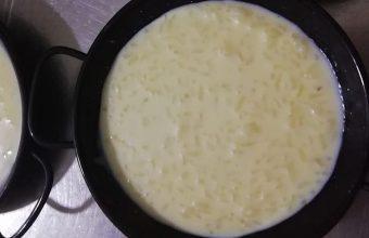 Arroz con leche de El Roqueo de Conil