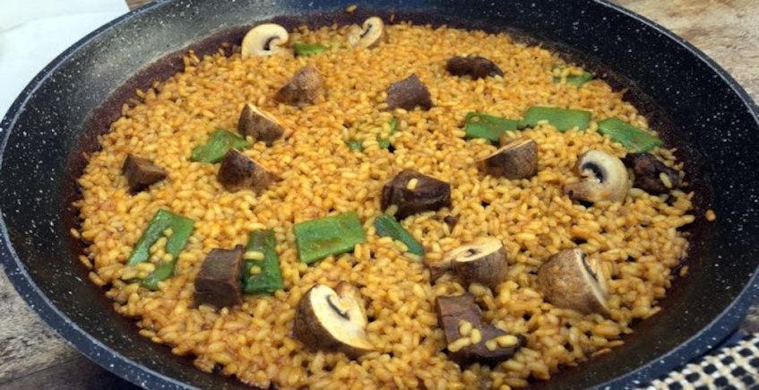 El arroz con carrilleras de Almanaque
