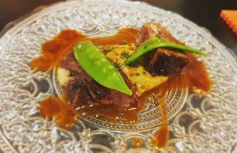 El menú degustación de Aplomo