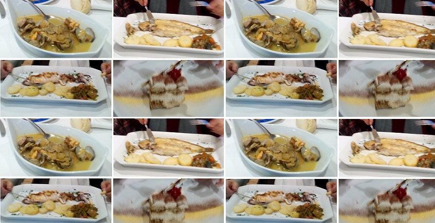 Las almejas al Tio Pepe del Restaurante  Popeye