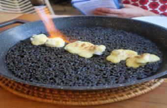 El arroz con ostras de Cádiz de Almanaque