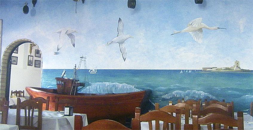 Restaurante Asociación de Pescadores Caño Chanarro