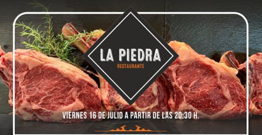 Homenaje al retinto en el restaurante La Piedra