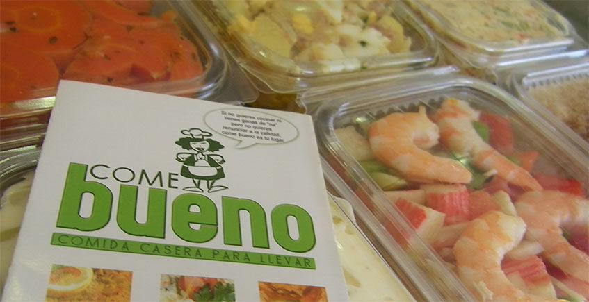 Tiendas de comida preparada en San Fernando
