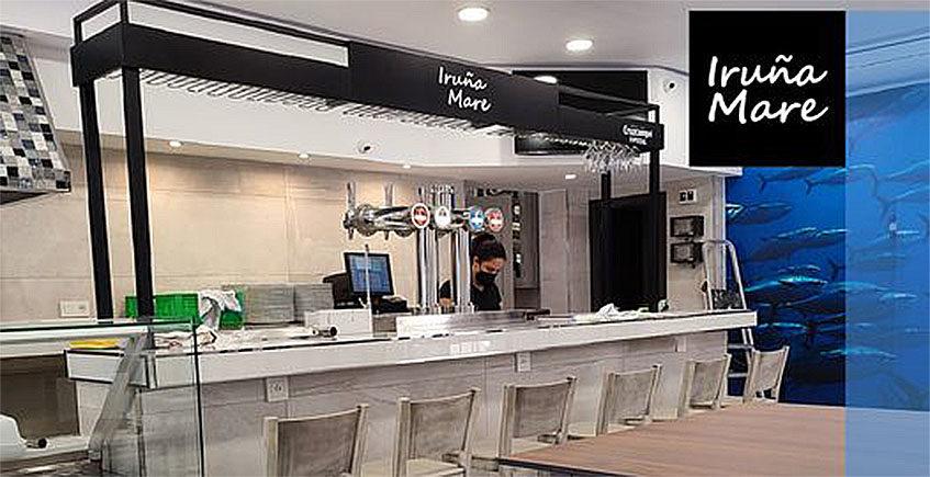 Iruña Mare, nuevo establecimiento especializado en marisco cocido y pescado fresco frito en Algeciras