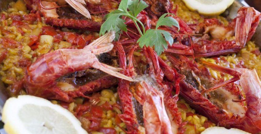 Los arroces del restaurante arrocería La Pepa