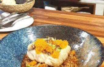 El arroz con calamares y pargo de La Curiosidad de Mauro