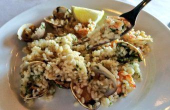 El arroz al timón del Timón de Roche