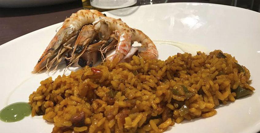 El arroz a banda de A Mar