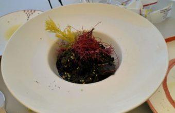 El arroz negro con atún de almadraba de Boccacalle