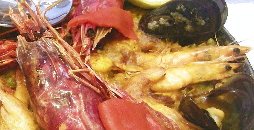 El arroz con chupetones de Francisco La Fontanilla