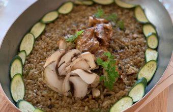 El arroz con conejo de T22