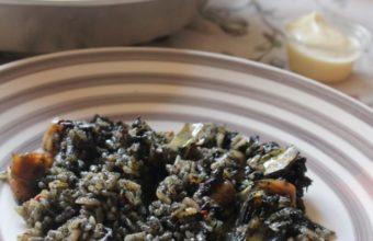 El arroz negro de Pantalán G