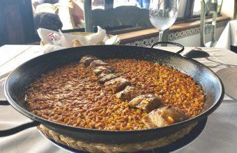 El arroz a banda con atún rojo de Casa Francisco el de Siempre