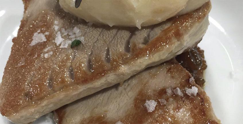 Los platos de atún de Variopinto