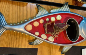 El atún de Secuencia Nueve