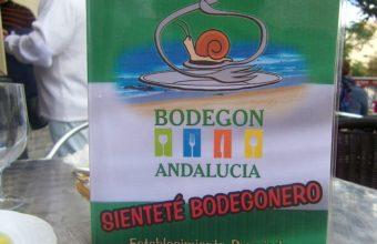 La carne al toro del Bodegón Andalucía
