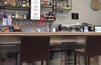 El café del Bar El Gallito