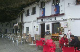 Cafetería Lucía