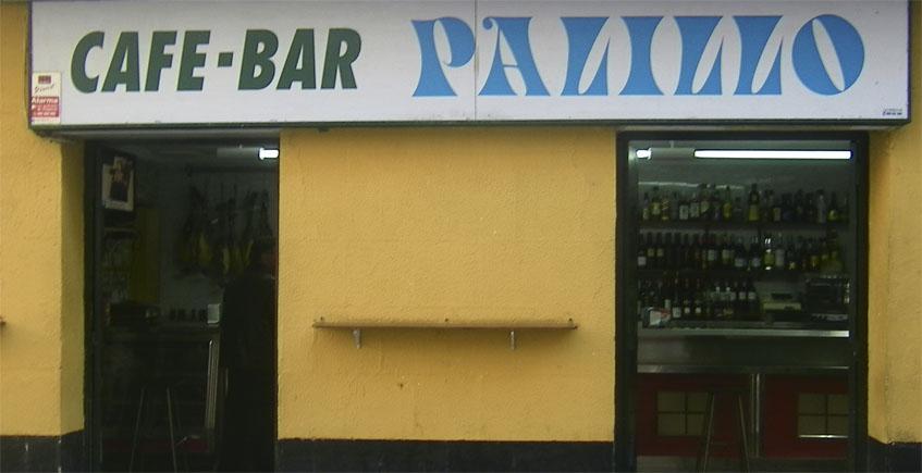 El flamenquín de melva y pimiento morrón del Bar Palillo