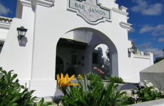 Solomillo de retinto a la mostaza antigua del Restaurante Bar Jamón